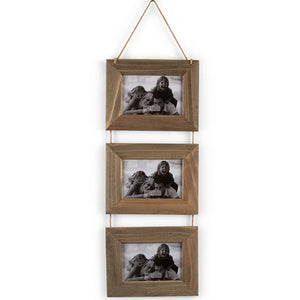 Hanging Wooden Photo Frames