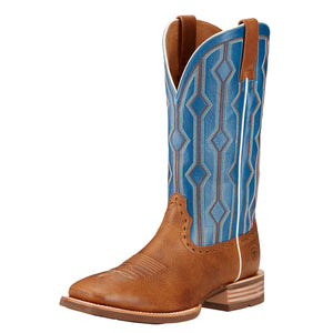 Men's Ariat Live Wire Copper Kettle Boots