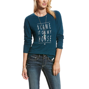 Women's Ariat Excuses Tee