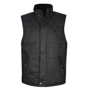Men's Thomas Cook John Faux Oilskin Vest