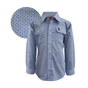 Boy's Thomas Cook Daniel Shirts - Diamond K Country