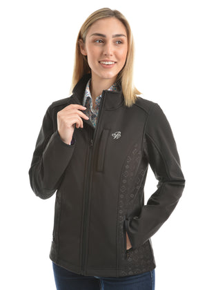 Women's Pure Western Nova Soft Shell Jacket P9W2703239