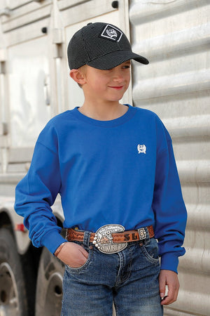 Boy's Cinch Bud Baseball Cap