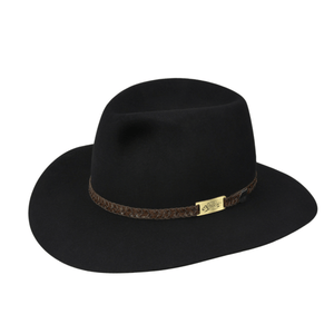 Akubra Avalon Black Hat