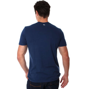 Ringers Western - Blueys Mens Classic T Shirt Navy 118101002