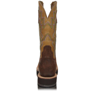 Men's Twisted X Horseman Brown and Crystal