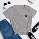 Logo women's short sleeve t-shirt