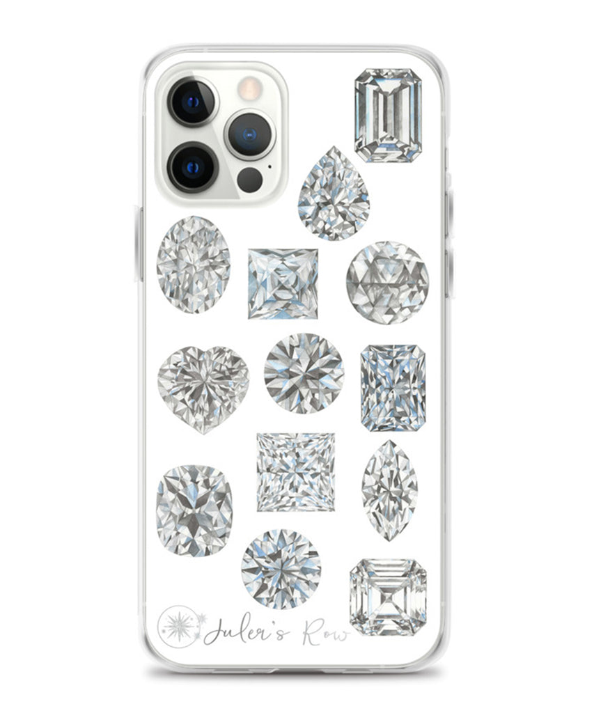 Diamond Shapes Phone Case
