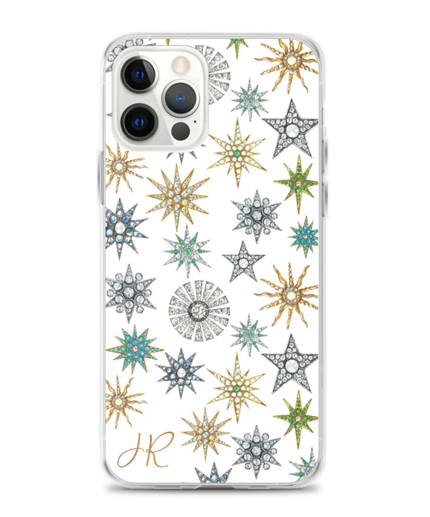 Star Brooches Phone Case