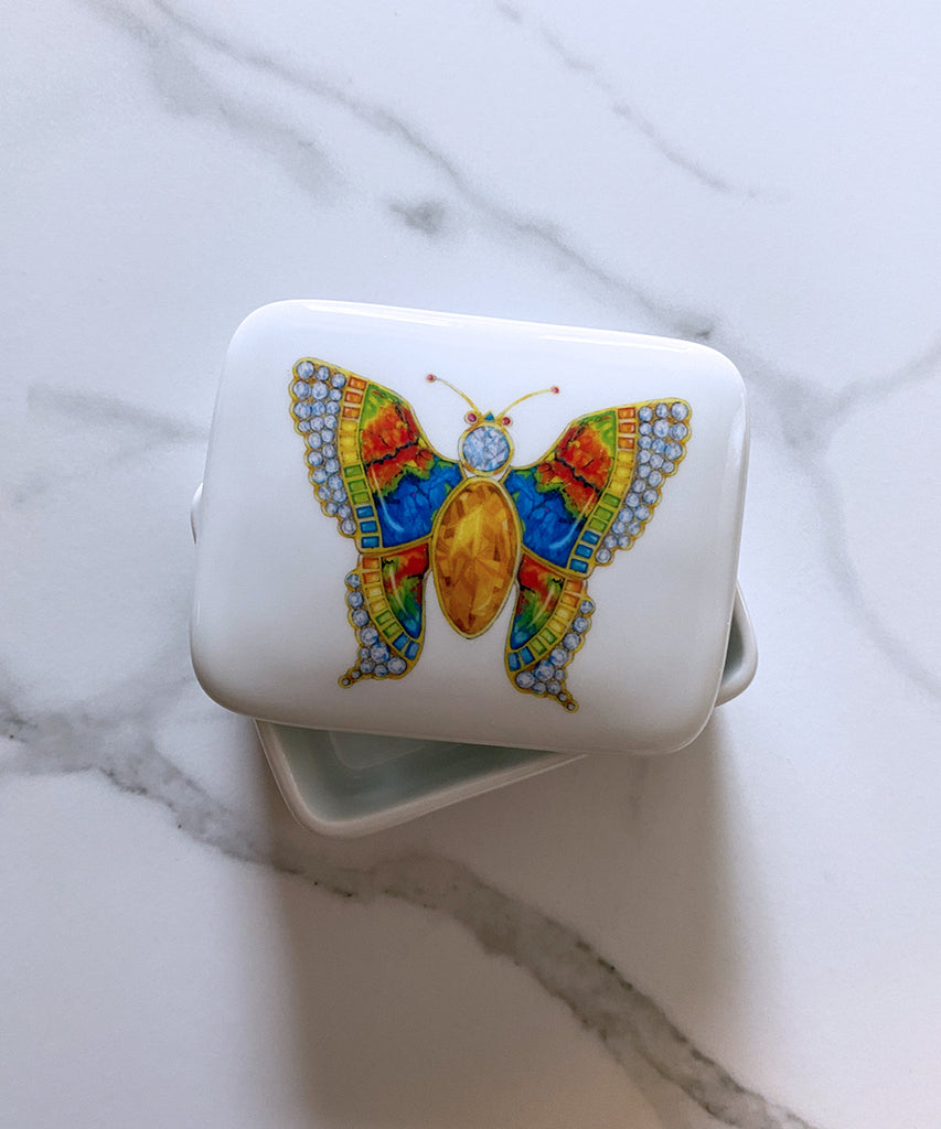 Butterfly Brooch Box
