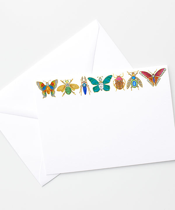 Butterfly & Bug Stationery