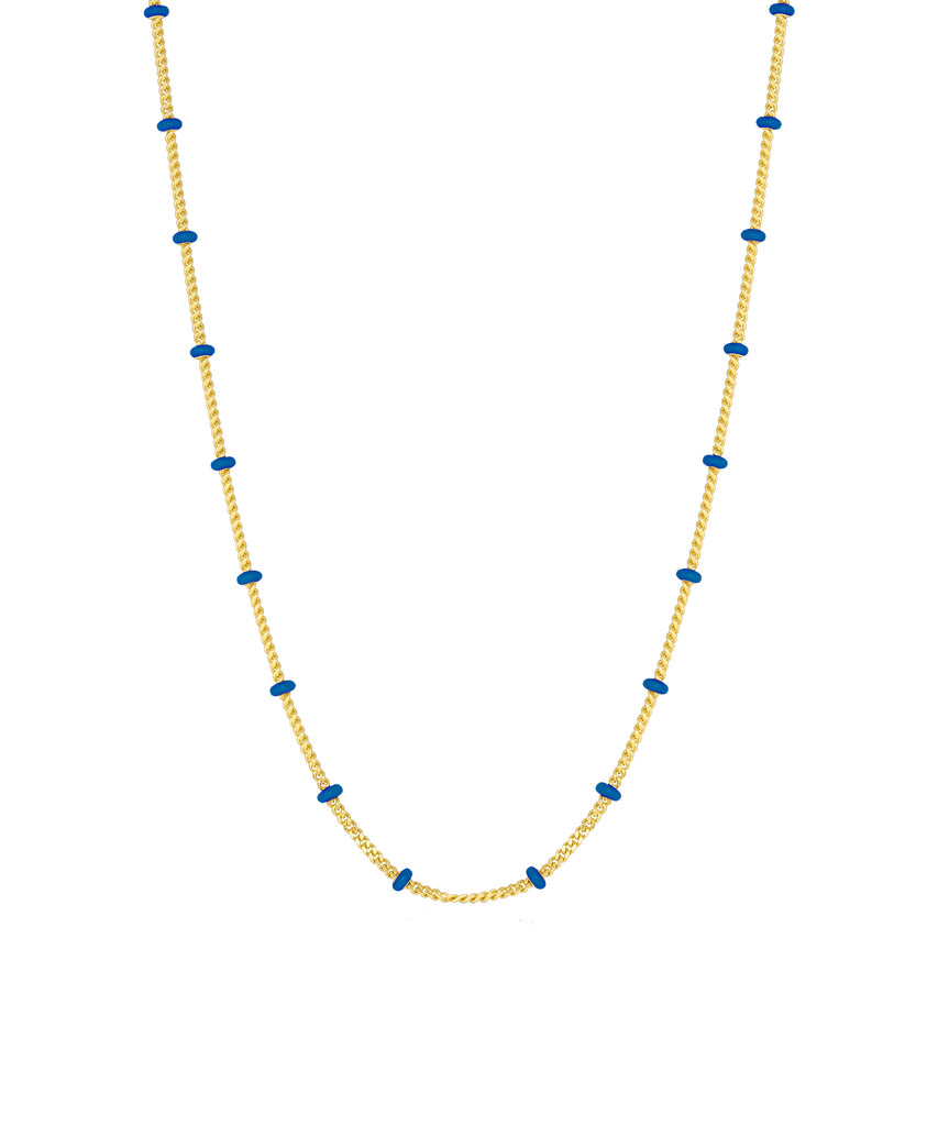 Enamel Station Chain