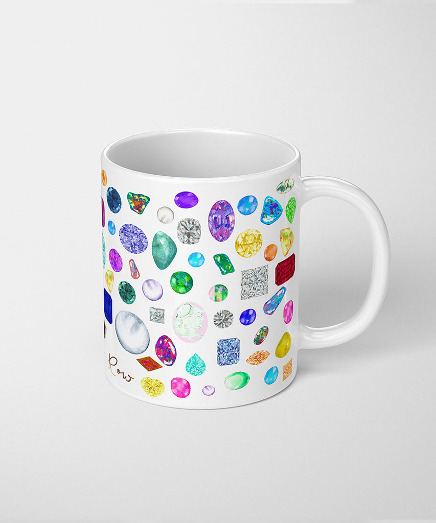 Gemstone Series I Coffee Mug