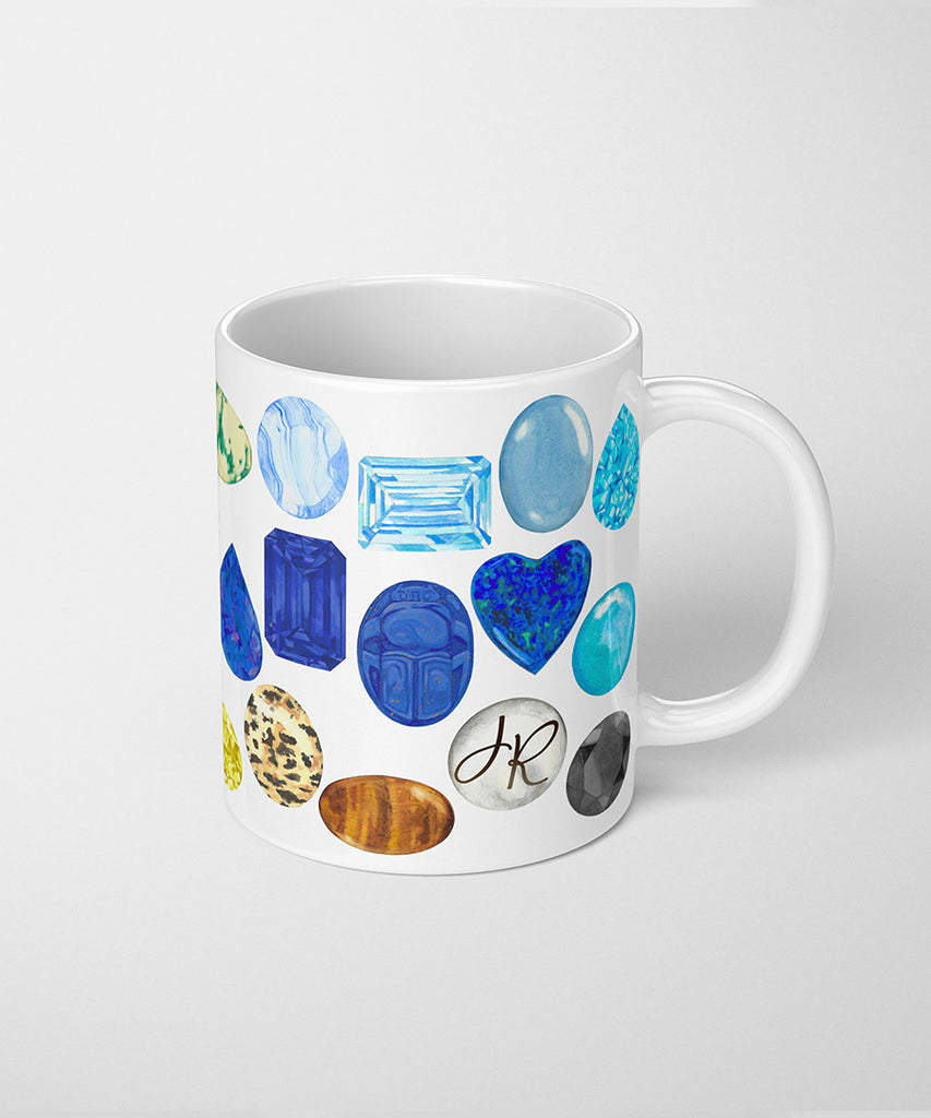 Favorite Gemstones Coffee Mug