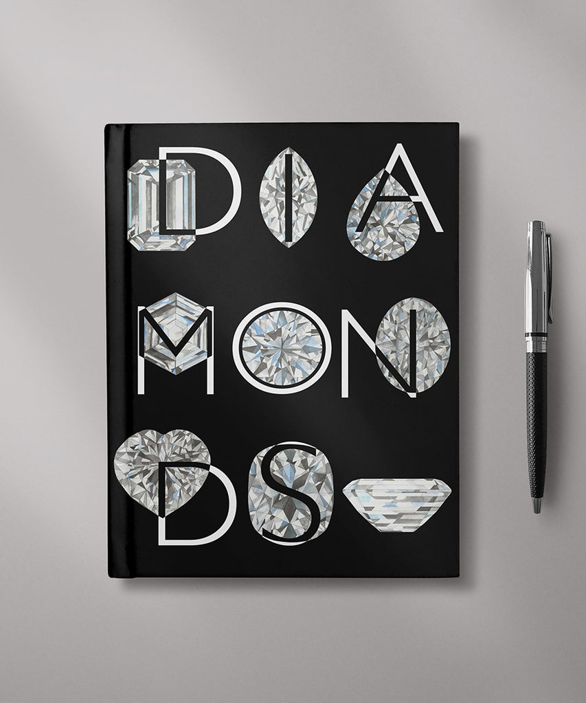Diamond Shapes Series II Journal
