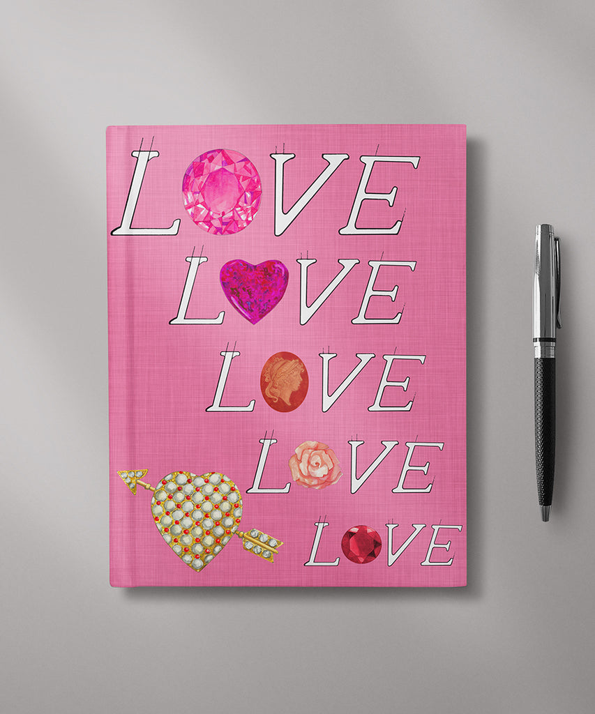 All of the Love Journal