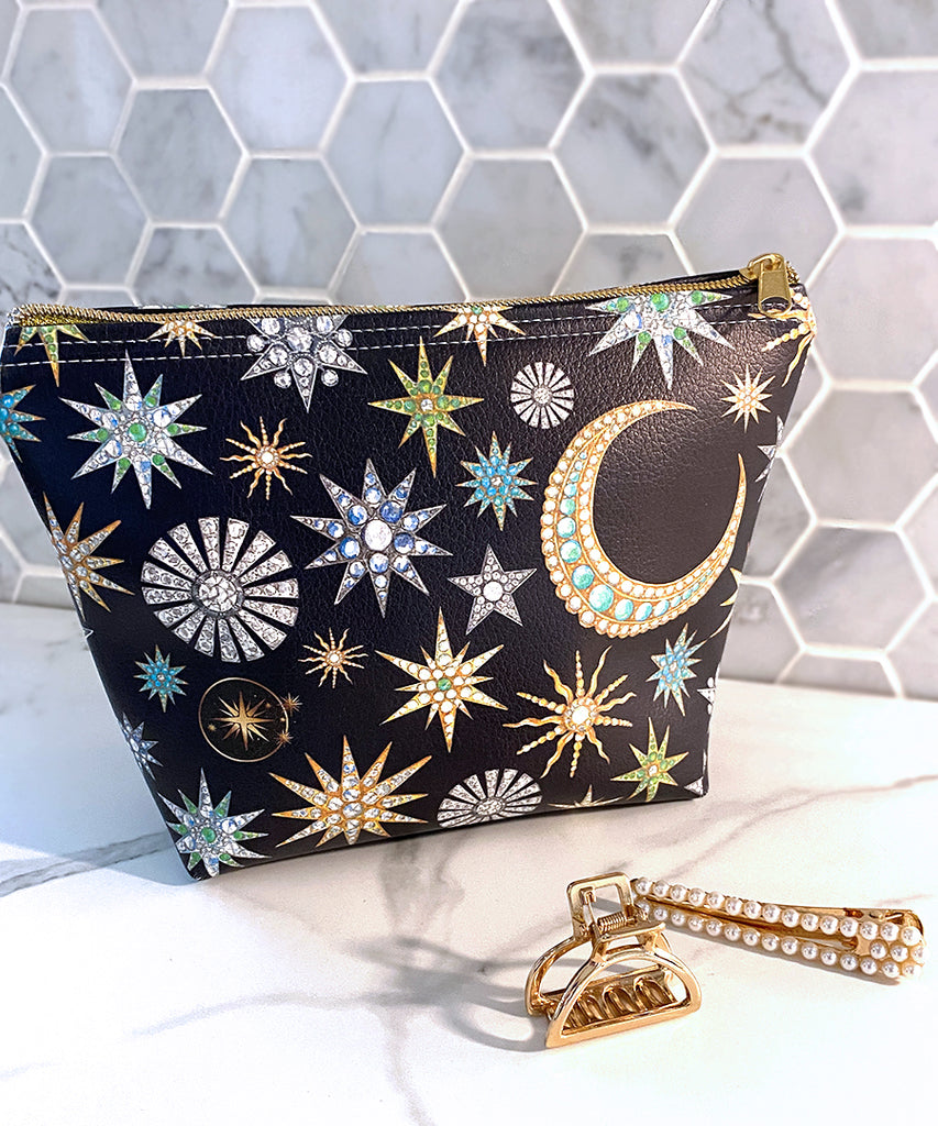 Night Sky Makeup Bag