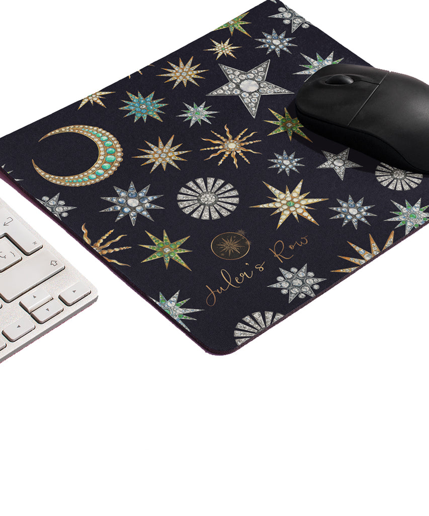 Night Sky Mouse Pad