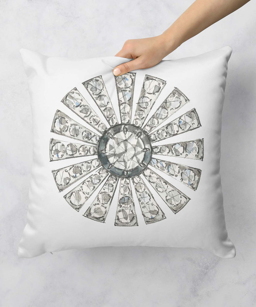 Star Brooch Series I Pillow