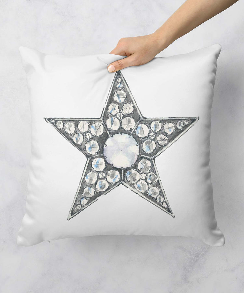 Star Brooch Series II Pillow