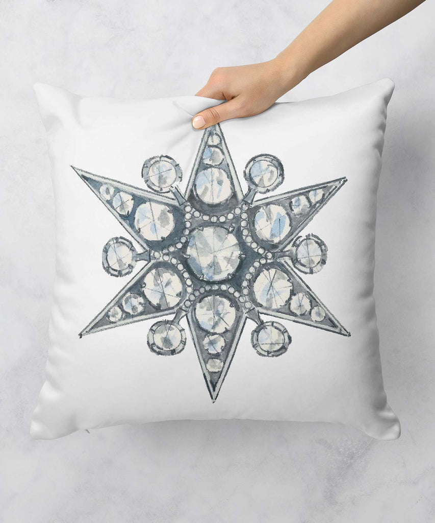 Star Brooch Series III Pillow