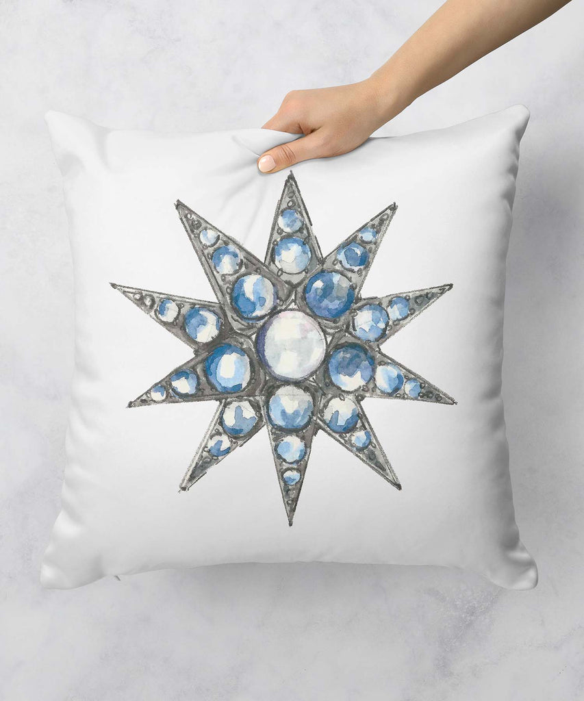 Star Brooch Series V Pillow