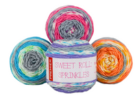 Premier Sweet Roll Sprinkles Yarn 10Ply (6 Colours Available)