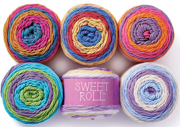 Premier Sweet Rolls Yarns 10 Ply ( 5 Colours Available)