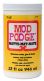 Mod Podge Matte 5 Sizes Available