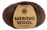 Merino Wool Mix  50g ( 11 Colours Avaiable)