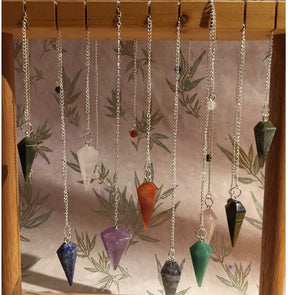 Gemstone Pendulum Workshop