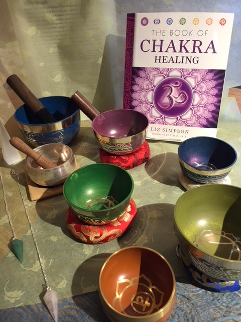 On Line workshop/ Tibetan Singing Bowl for Space/stress Clearing & Meditation