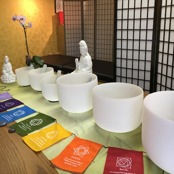 Feng Shui Certification Program (Tibetan Singing Bowl for Space Cleansing & Meditation)