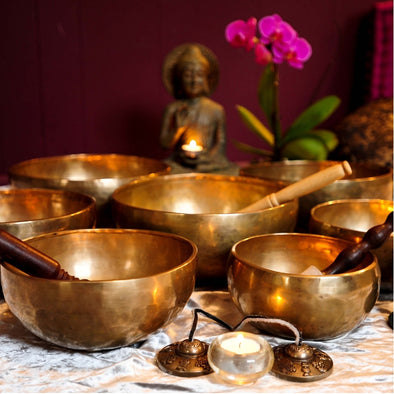 Tibetan Singing Bowl Workshops