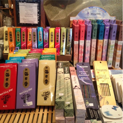 Japanese Morning Star Incense Sticks
