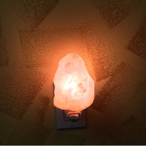 Himalaya Salt Crystal Night light