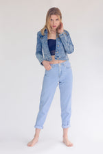 Load image into Gallery viewer, Sarah Mom Jeans