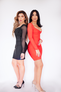 Zerie Bandage Dress