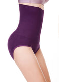 6 Sizes Black/Beige/Purple Spandex Underwear Seamless Body Shaper