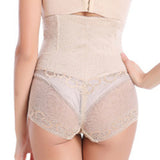 4 Sizes Beige/Black Underbust Cotton Postpartum Cincher