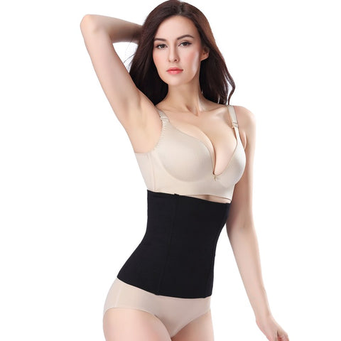 145a235621e 7 Sizes Black Apricot Underbust Nylon Long Torso Waist Trainer