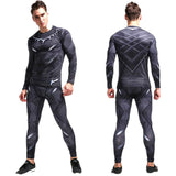 5 Sizes 9 Styles Long Sleeves Compression Bodysuit