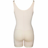 9 Sizes Black/Beige Side Hook and Zipper Closure Underbust Polyester Plus Size Body Shaper