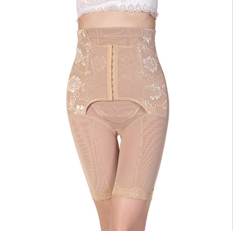 5 Sizes Beige/Black/Gray Hook Closure Underbust Lycra Waist Trainer Underwear