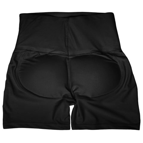 6 Sizes Black/Flesh High-rise Nylon Butt Shaper