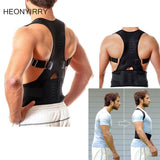 4 Sizes Black/Beige Brace Strap Vest Underbust Non-woven Waist Trainers with Back SUpport