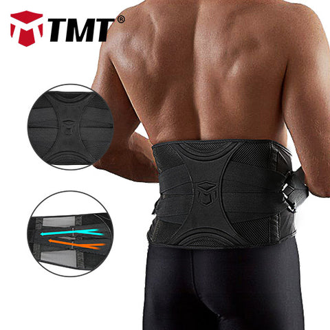 3 Sizes Black Underbust with Adjustable Belt Strap Polyester Fitness Waist Trainer