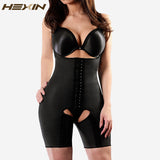 10 Sizes Black/White Hook Closure Underbust Spandex Full Body Cincher