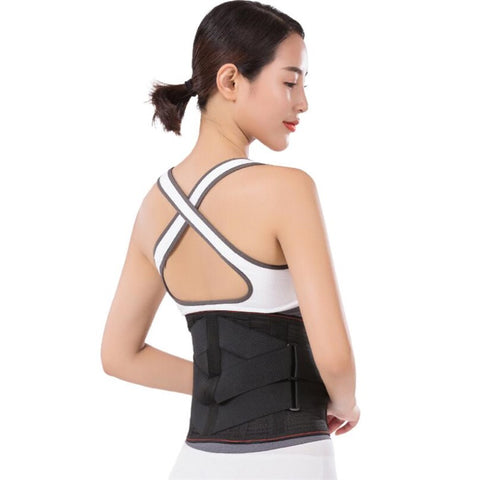 4 Sizes Black Velcro Closure Underbust High Elastic Fiber with Adjustable Belt Strap Sport Waist Trainer