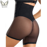 5 Sizes Transparent Black Underbust Polyester Invisible Waist Trainer